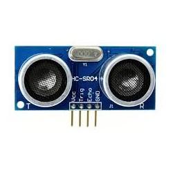 Capteur à ultrasons Arduino HC-SR04