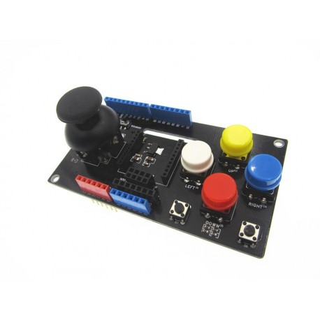 Shield Joystick XBEE/NRF24L01