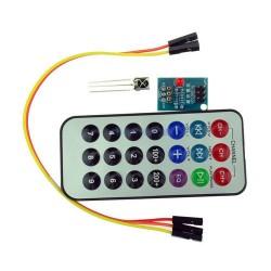 Kit télécommande + capteur IR