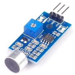Capteur de sons Microphone Arduino