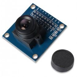 Caméra OV7670 compatible Arduino
