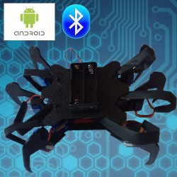 Hexpode R12 - Bluetooth Android