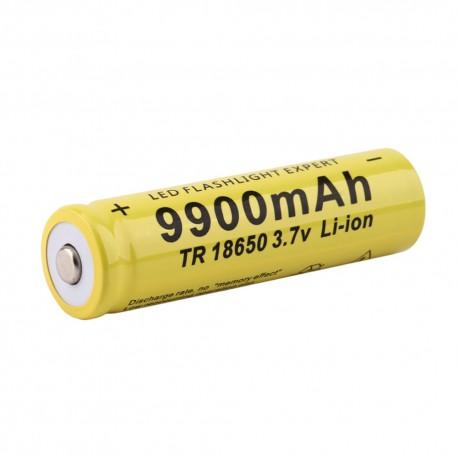 Pile 18650 3.7V - 9900 mAH