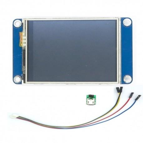 """Nextion 2.8"""" écran tactile intelligent UART"""