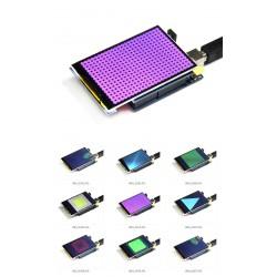 Ecran tactile couleur TFT 3.5 pouces Arduino UNO/Mega