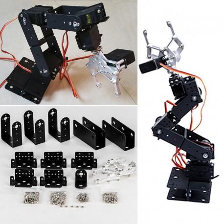 Bras robot 6 axes en kit