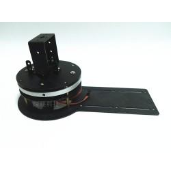 Base tournante pour bras robotique