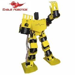 Robot Humanoïde H3 - Jaune