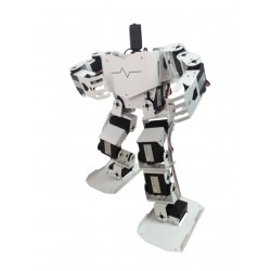 Robot Humanoïde H3 - Argent