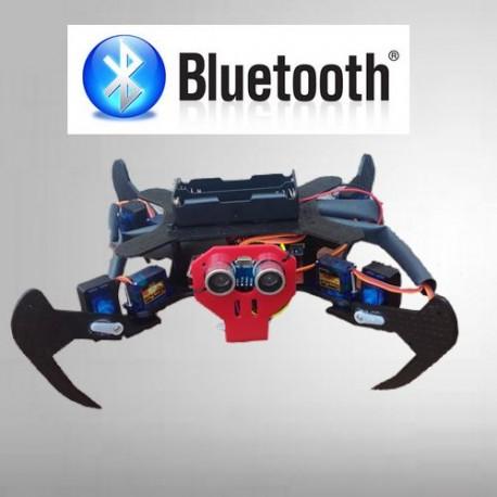 SpiderBot Bluetooth Ultra - Robot éviteur d'obstacles