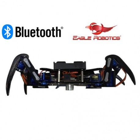 SpiderBot Magnet - Bluetooth Android