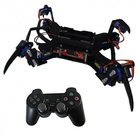 SpiderBot - PS2/PS3 Wireless