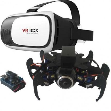 Robot Hexapode VR