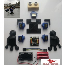 Robot DIY en Kit Arduped V1.0