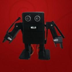 Genialo V3.0 le petit robot Open-source Arduino