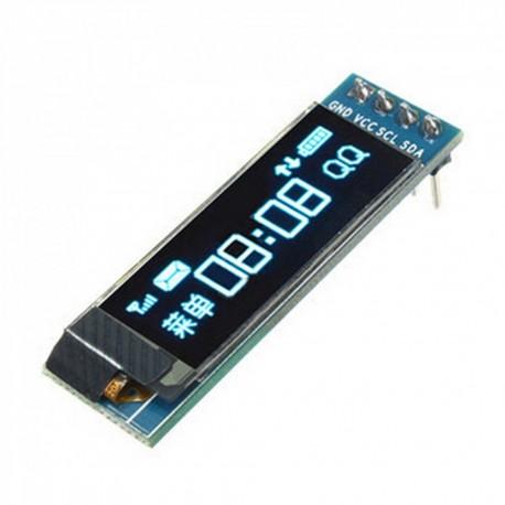 Ecran 0.91 pouces OLED Arduino
