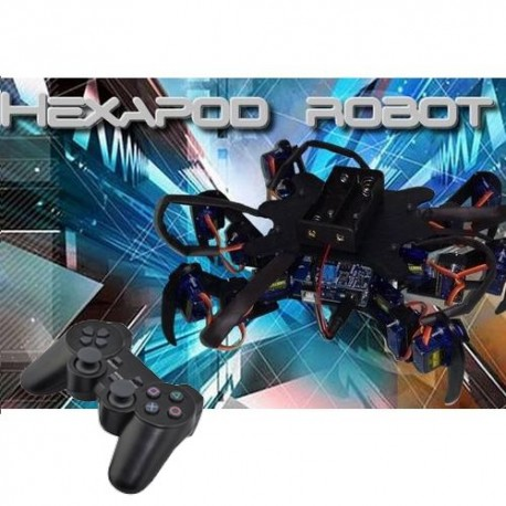 Robot Hexapode PS2