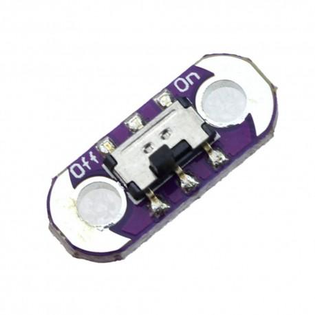 Interrupteur LilyPad - Lot de 5