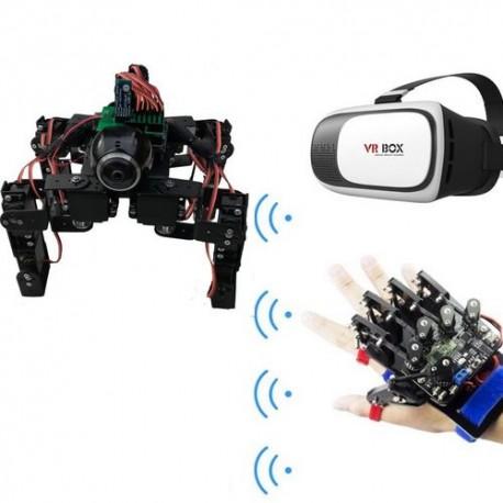 Robot VR Arduino RX-12
