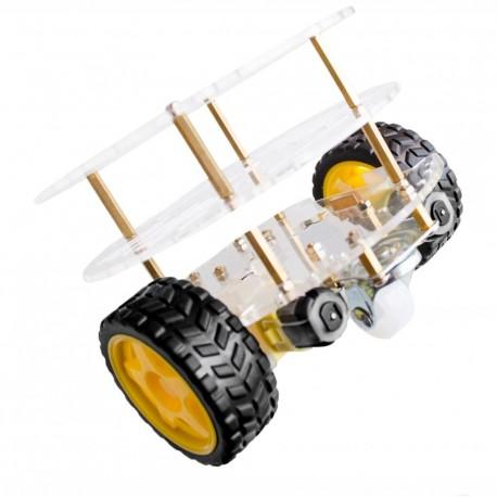 Chassis robot 2RM- RT4