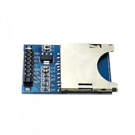 Lecteur de carte SD - Arduino