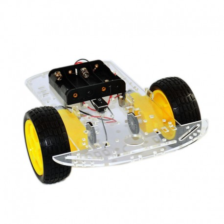 Chassis robot 2RM pour Arduino
