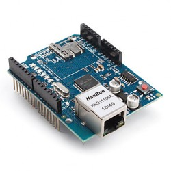 Shield Ethernet Arduino Uno/Mega W5100
