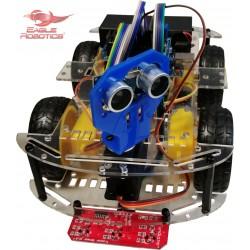 Châssis Robot d'étude en Kit