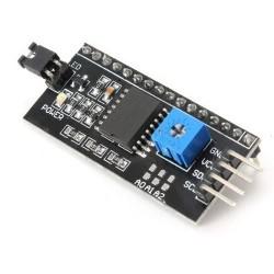 adaptateur I2C écran LCD1602
