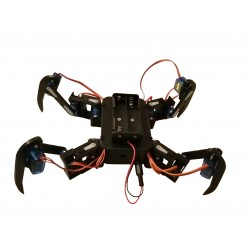 SpiderBot Bluetooth DIY - Robot quadrupède V12