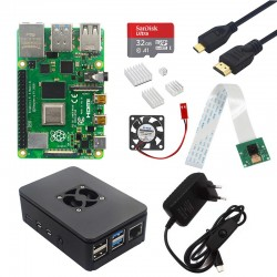 Kit Raspberry Pi 4 - Pack 1