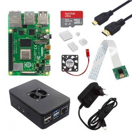 Kit Raspberry Pi 4 - Pack 1