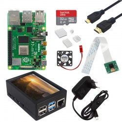 Kit Raspberry Pi 4 - Pack 2