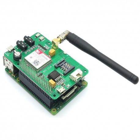 SIM800 - Raspberry Pi