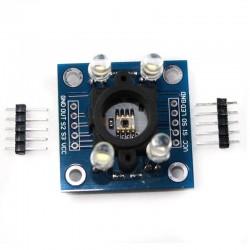 Détecteur de couleurs Arduino TCS230
