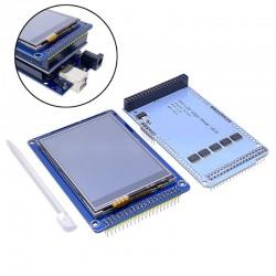 "Shield Ecran tactile TFT 3.2"" Arduino Mega"
