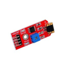 Module 801S - détecteur de vibrations et chocs