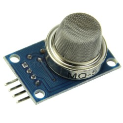Detecteur de Gaz MQ2 Arduino