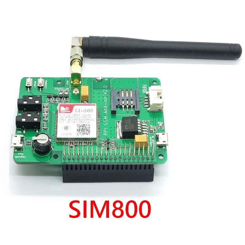 SIM800 V2.3 - pour Raspberry Pi