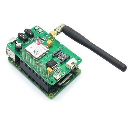 Appels, SMS et MMS avec Raspberry Pi , le SIM800, le SIM800C ou SIM900 et Python