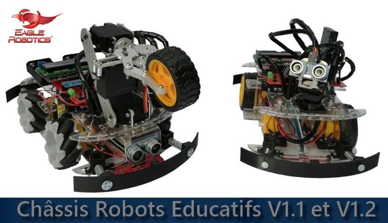 Robot educatifs study cars 1.1 et 1.2
